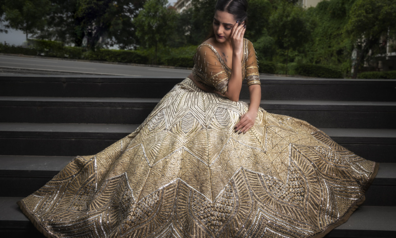 Planning to do wedding shopping! Bookmark Sashi Vangapalli Couture and Here's Why?